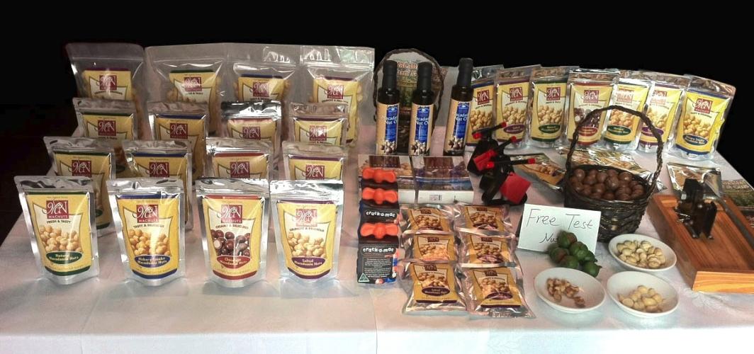 macnut macadamia nut product new zealand